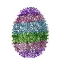 Northlight® 11.5-Inch Multicolor Easter Egg Window Decor