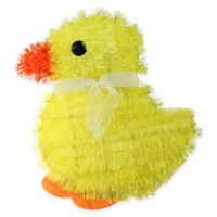 Northlight® 11.5-Inch Easter Chick Window Decor in Yellow