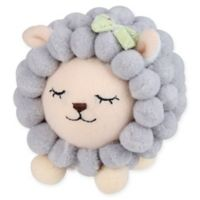 Northlight Not Your Ordinary Peeps Baby Lamb Easter Plush in Grey