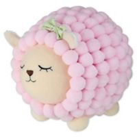 Northlight Easter Decor Baby Lamb in Pink
