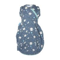 Tommee Tippee® Newborn Ollie the Owl Grosnug 2-in-1 Swaddle in Blue
