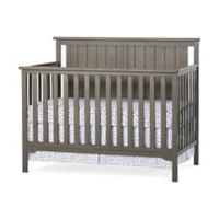 Child Craft™ Forever Eclectic™ Cottage Flat Top Convertible Crib in Dusty Grey