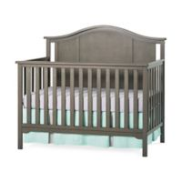 Child Craft™ Forever Eclectic™ Cottage Arch Top Convertible Crib in Dusty Grey
