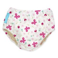 Charlie Banana® Medium Reusable Swim Diaper in Butterfly