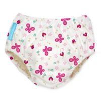 Charlie Banana® Large Reusable Swim Diaper in Butterfly