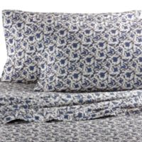 Micro Flannel® Floral Bliss King Sheet Set