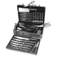 BergHOFF® 32-Piece Knife Set with Carrying Case