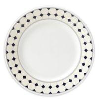 Reed & Barton Thomas O'Brien Diamant No. 10™ Indigo Dinner Plate