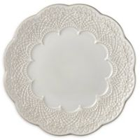 Lenox® Chelse Muse Scallop Grey™ Dinner Plate
