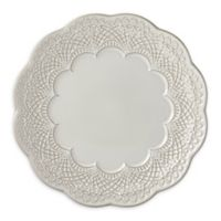 Lenox® Chelse Muse Scallop Grey™ Accent Plate