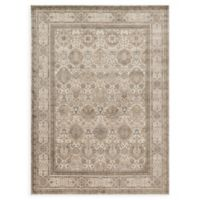 Loloi Rugs Century 9'3 Round Area Rug in Sand/Taupe