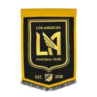 MLS Los Angeles FC Traditions Banner