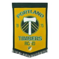 MLS Portland Timbers Traditions Banner