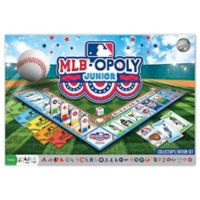 MLB MLB-Opoly Junior Board Game