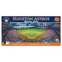 MLB Houston Astros 1000-Piece Panoramic Puzzle