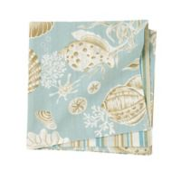 C&F Home Shells Napkins in Natural (Set of 6)