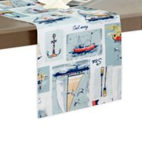 Sail Away 90-Inch Table Runner