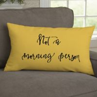 Fun Expressions Personalized Throw Pillow