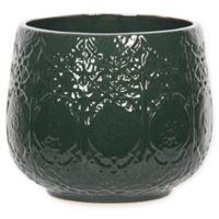 Steven Sabados S&C 8-Inch Ceramic Vase in Green