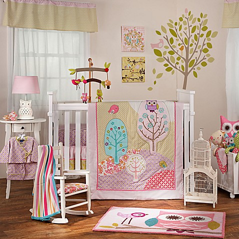 Lolli Living™ by Living Textiles Baby Poppy Seed Crib Bedding Collection