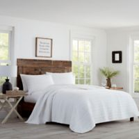 Stone Cottage Foster Twin Quilt Set in White