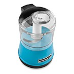 KitchenAid® 3.5-Cup Food Chopper in Crystal Blue