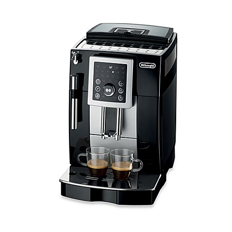 de 39 longhi magnifica s ecam23210b compact super automatic espresso machine bed bath beyond. Black Bedroom Furniture Sets. Home Design Ideas