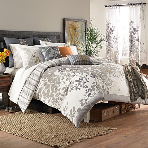 KAS® Isaak Twin Duvet Cover