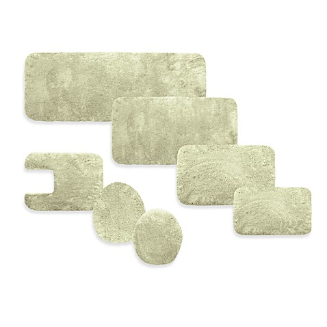Buy Microdry 174 Plush Bath Contour Rug With Memory Foam From