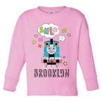 Thomas & Friends Medium Long Sleeve Top in Pink