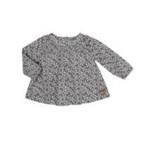 Robeez® Size 3-6M Swing Long Sleeve Top in Grey