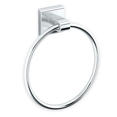 Gatco® Tru Chrome Towel Ring