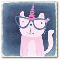 Courtside Market™ Quirky Caticorn II 16-Inch Framed Wrapped Canvas