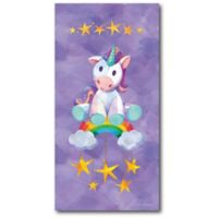 Courtside Market™ Unicorn II 12-Inch x 12Inch Framed Wrapped Canvas