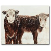 Courtside Market™ 16-Inch x 20-Inch Winter and Wonder Canvas Wall Art