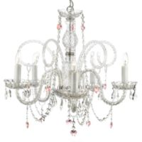 Gallery Murano Venetian-Style All Crystal Chandelier