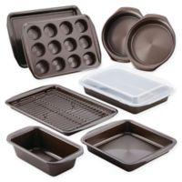 Circulon® Total Nonstick 10-Piece Bakeware Set in Chocolate