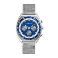 CARAVELLE Men's 40mm 43K100 Chronograph Watch