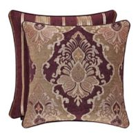J. Queen New York™ Amethyst 20-Inch Square Throw Pillow in Purple