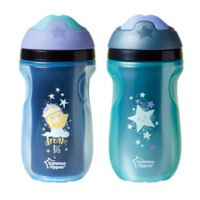 Tommee Tippee 2-Pack 9 oz. Insulated Boy Sipper Tumbler