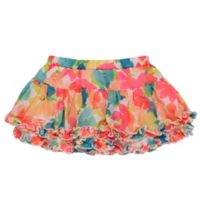 Baby Starters® Size 9M Floral Tutu Skirt