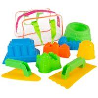 Hey! Play! 9-Piece Sand Toy Set