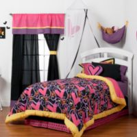 One Grace Place Sassy Shaylee 8-Piece Full Bedding Set