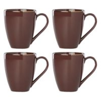 Lenox® Trianna Merlot™ Mugs (Set of 4)
