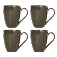 Lenox® Trianna Slate™ Mugs (Set of 4)
