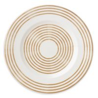 kate spade new york Sienna Lane™ Stripe Accent Plate