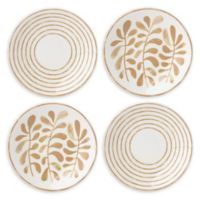 kate spade new york Sienna Lane™ Tidbit Plates (Set of 4)