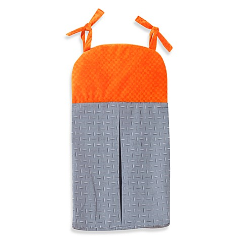 One Grace Place Teyo's Tires Diaper Stacker