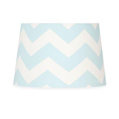 Lolli Living™ By Living Textiles Mix U0026 Match Zigzag Lamp Shade In Aqua