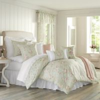 Piper & Wright Lena Reversible King Comforter Set in Sage